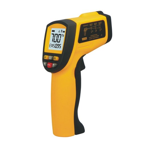 Woputuo Temperature Gun Non-Contact Infrared Thermometer W/ Laser Sight (Gm700)
