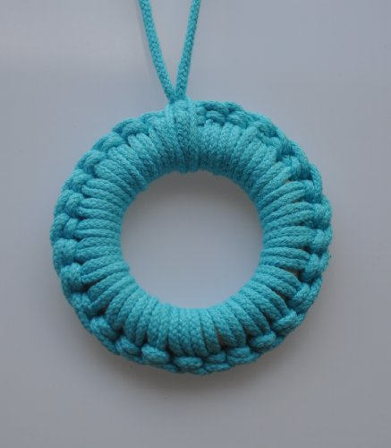 Barin Toys Breastfeeding Necklace, Turquoise