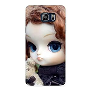Special Teddy with Doll Back Case Cover for Galaxy Note 5