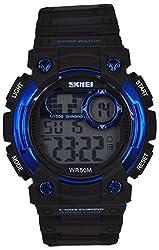 Skmei Calendar Digital Multi Color Dial Mens Watch - (HMWA05S047C0)