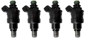 21S-05-0600-6 Set of 6 600cc Injectors for Nissan 350z-370z 03-12, Skyline NEO RB25DET 98-02, Infiniti G35/G37 03-12, Volkswagon Golf GTI R32 04-05