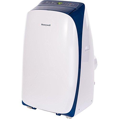 Honeywell HL12CESWB HL Series 12000 BTU Portable Air Conditioner with Remote Control, White/Blue (Eco Air Conditioner compare prices)