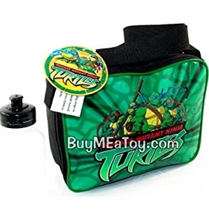 Teenage Mutant Ninja Turtle Kids School Lunch Box