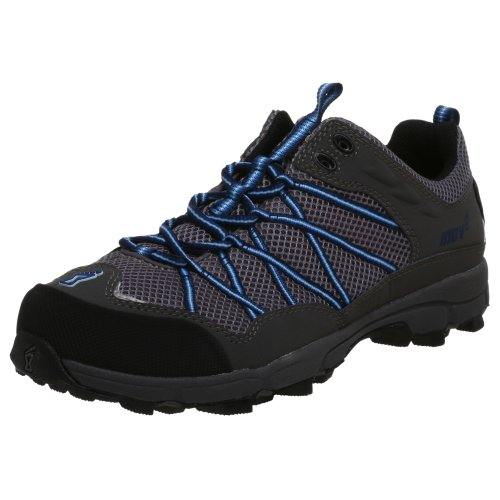Inov-8 Roclite 295 Trail Running Shoe,Slate/Blue,10.5 M US Men's/12 M US Women's