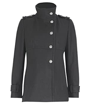 M2b Military Maternity Coat at Simply Maternity from Mothercare