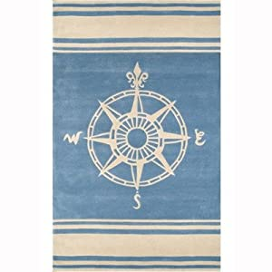 Safavieh Anatolia II AN-544 Light Blue / Ivory (D) Area Rugs