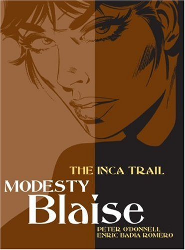 Modesty Blaise: Inca Trail (Modesty Blaise (Graphic Novels))
