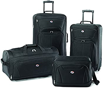 American Tourister Fieldbrook II 4-Piece Nested Luggage Set