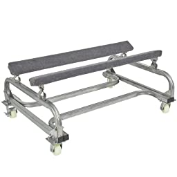 Best Choice Products® PWC Dolly Boat Jet Ski Stand Storage Trailer Watercraft Cart 1000lb Capacity