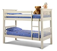 Julian Bowen Barcelona Single Bunk Bed