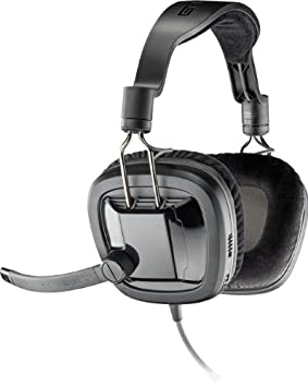 Casque & Micro PLANTRONICS GAMECOM 380 NOIR