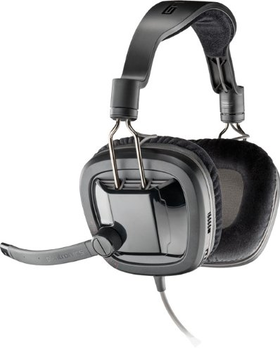 Plantronics GameCom 380 Gaming Headset Stereo Sound