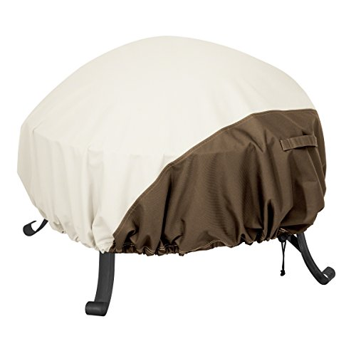 AmazonBasics Round Fire Pit Cover, Large