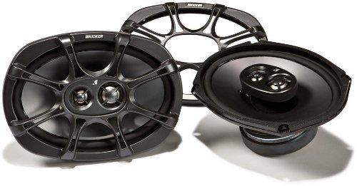Kicker 11Ks693 6X9 3 Way Coaxil Speakers