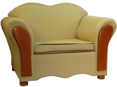Buy Cheap Fantasy Furniture Homey Vip Chair Khaki Toys Price Best