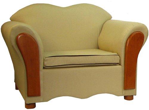 Fantasy Furniture Homey VIP Chair, Khaki