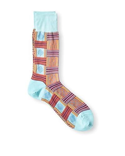 Ozone Men's Sahara Patchwork Sock