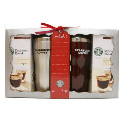 STARBUCKS TRAVEL MUG SET スターバックスコーヒー トラベルマグセット マグカップ