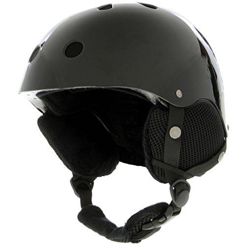 VAXPOT(バックスポット) ヘルメット ジュニア用 ジャパンフィット VA-3152 BLK FREE