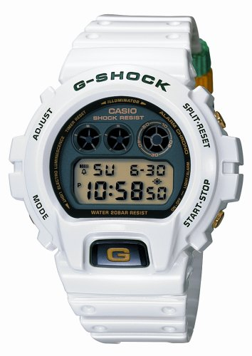 Casio Midsize G-Shock Tough Culture Limited Edition Watch #DW6900R-7