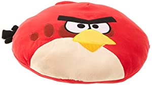 Angry Birds Bird Face, Red