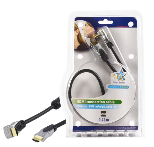 HQ 0.75m High End High Speed HDMI Cable