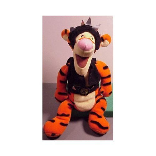 Disney Bean Bag Plush Tigger Terror