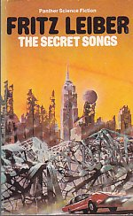 Secret Songs (Panther science fiction)