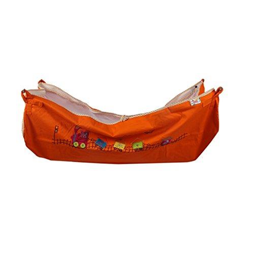 BabyNeeds Cradle Sleep In Cloth (Zoli) BN0440 - Green, NewBorn
