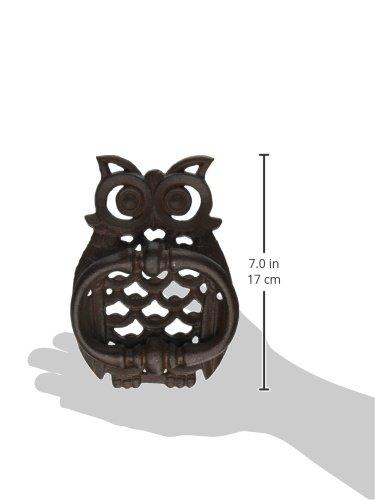 Esschert-Design-Owl-Door-Knocker