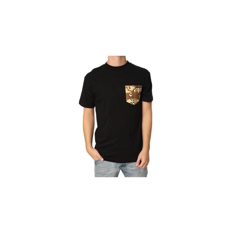 Fatal Men's Outcast Desert Short Sleeve Graphic T Shirt at  Men's Clothing store
