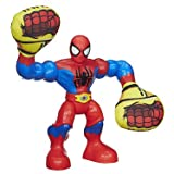 Playskool Heroes Marvel Super Hero Adventures Kapow Spider-Man Action Figure