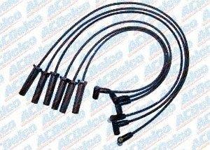 NGK 8130 TE43 Premium Spark Plug Wire Set