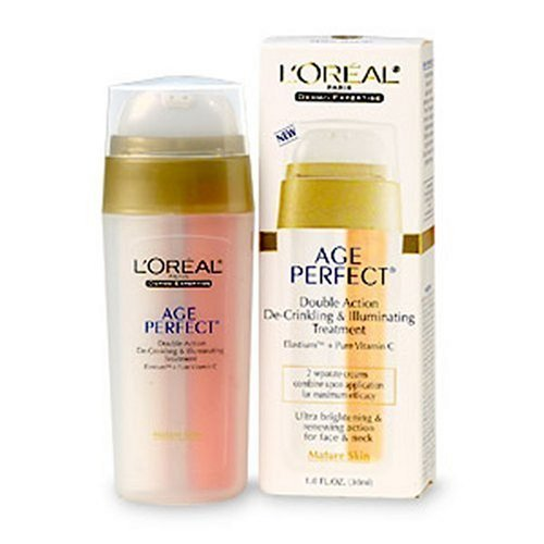 L'Oreal Paris Dermo-Expertise Age Perfect Double Action 1 Oz (6 Pack)