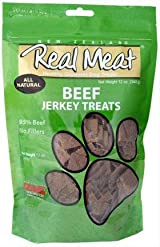 Canz REAL MEAT BEEF Jerky Dog Treats 12 oz