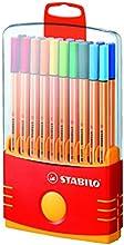 Comprar Stabilo 22908020 - Juego de bolígrafos (20 unidades)