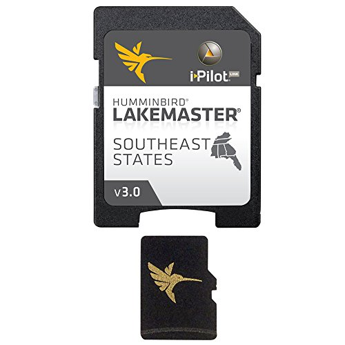 Johnson Outdoors LAK6000234 Lakemaster Southeast States