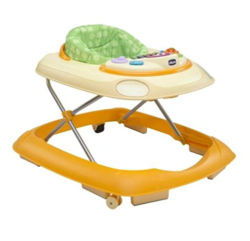 Baby Walker - Orange Wave From Chicco