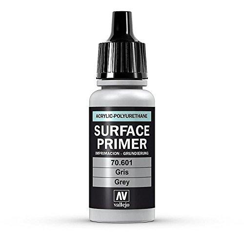 Vallejo Polyurethane - Primer Grey 17ml - VAL70601