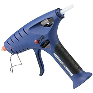 Steinel 76000 TM 6000 Cordless Butane Powered Glue Gun: Power Heat
