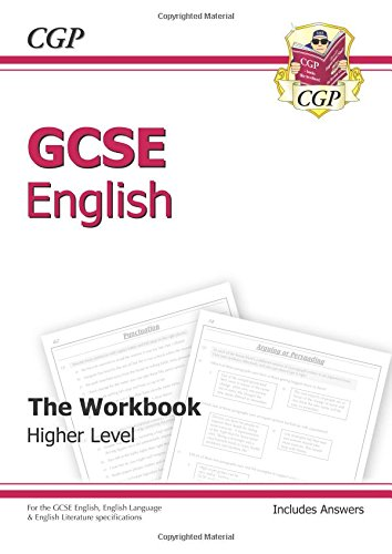 GCSE English Workbook (Including Answers): Workbook and Answerbook Multipack (Workbook & Answer Book)
