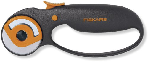 Contour Rotary Cutter-45mm 1 pcs sku# 643851MA (Fiskars Contour Rotary Cutter compare prices)