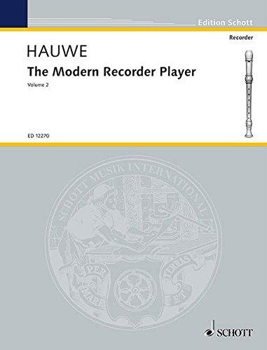 Modern Recorder Player: v. 2