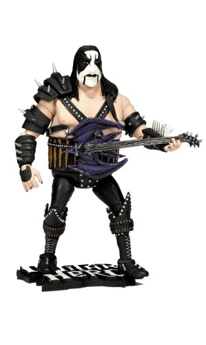 Guitar Hero Lars Umlaut Figure