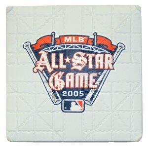 2005 MLB All Star Game Authentic Hollywood Pocket Base