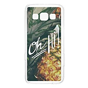 a AND b Designer Printed Mobile Back Cover / Back Case For Samsung Galaxy A3 (SG_A3_863)