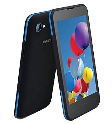 Intex Aqua Y2 Pro (Blue & Silver)