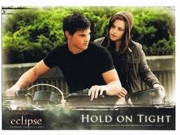 The Twilight Saga - Eclipse Premium Trading Cards - #73 - Hold On Tight