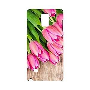 BLUEDIO Designer Printed Back case cover for Samsung Galaxy Note 4 - G3919