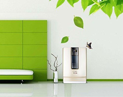 SToK ST-AG01 40 -Watt Air Purifier (Golden/Black)